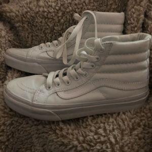 Vans Shoes - High Top Vans
